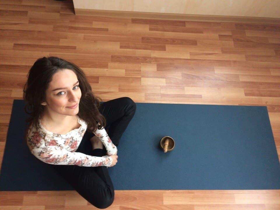 Коврик для йоги отзыв