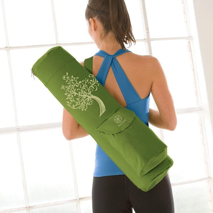 Как выбрать сумку для йоги