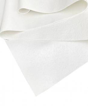 Коврик для йоги Yin-Yang Studio OM Белый