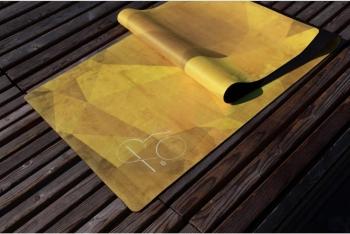 Коврик для йоги Africa каучуковый
