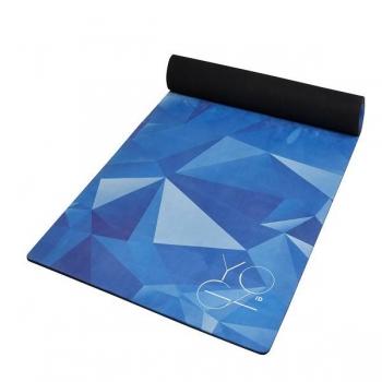 Коврик для йоги Antarctica из каучука Yoga ID