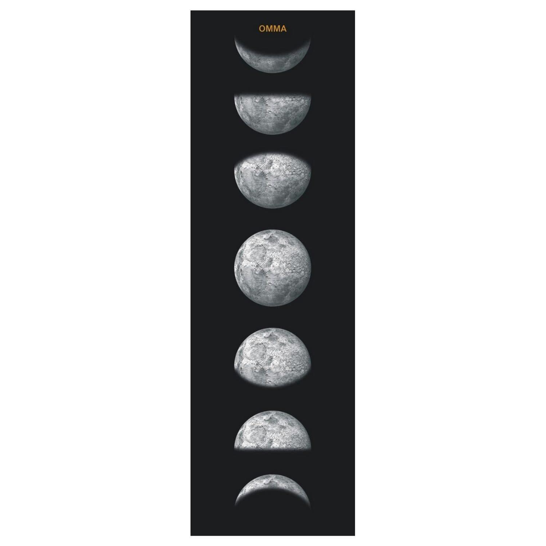 Коврик для йоги Moon Phase