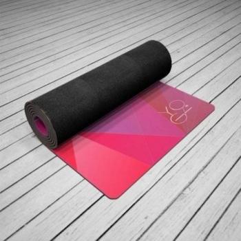 Коврик для йоги Europe 6 мм каучук
