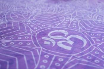 Коврик для йоги OM Yoga Club 3 мм