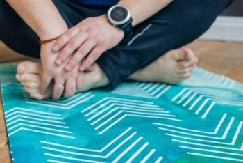 Коврик для йоги Motion Yoga Club 3 мм