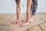 Коврик для йоги LEO Yoga Club Пробковое покрытие_2