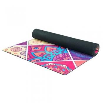 Коврик для йоги Лоскутный Devi Yoga