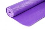 Коврик для йоги Yoga Star фото голубой
