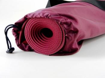 Чехол для йога коврика Simple без кармана 80 см
