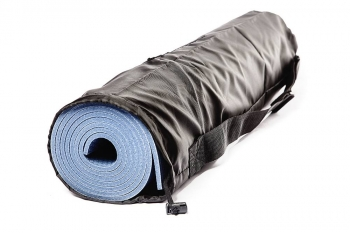 Чехол для йога коврика Simple без кармана зеленый