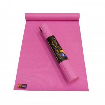Коврик для йоги Асана Стандарт розовый