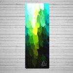 Коврик для йоги из натурального каучука Pinecone Light by Yoga ID_0