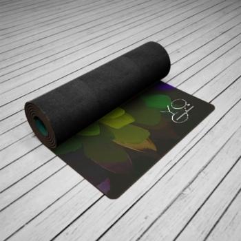 Коврик для йоги Pinecone Light Yoga ID