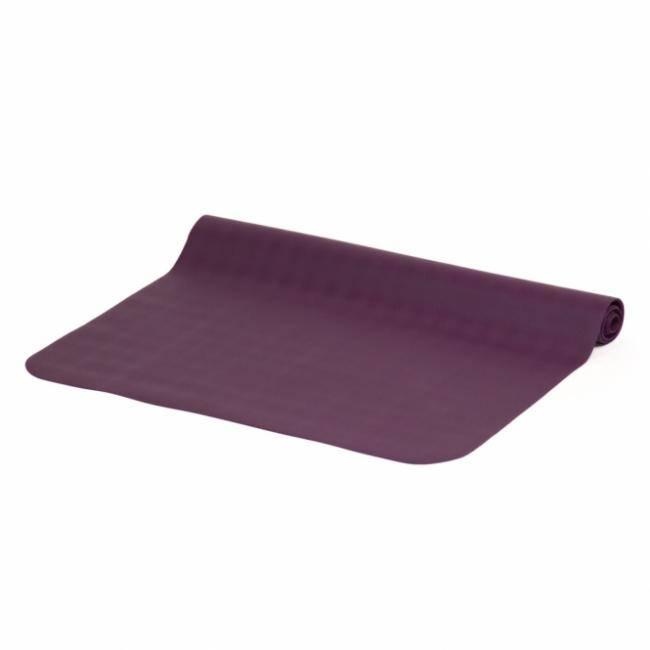 Коврик для йоги EcoPro Travel из каучука 1,3мм (под заказ)