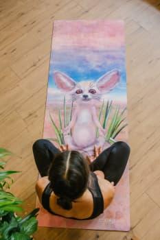 Коврик для йоги Desert 3х66х183 EGOyoga
