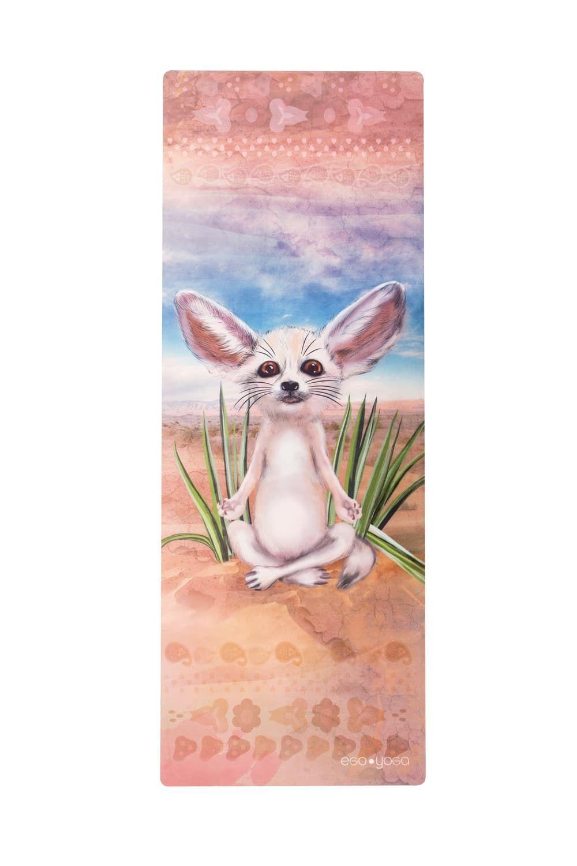 Коврик для йоги Desert Fenek EGOyoga_2