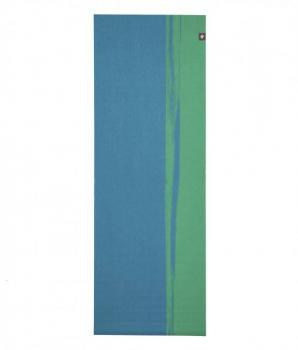 Коврик для йоги Manduka EKO SuperLite Travel Mat CAYO синий