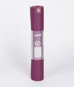 Коврик для йоги Manduka EKO Lite Mat 3мм ACAI 180 см