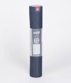 Коврик для йоги Manduka EKO Lite Mat MIDNIGHT 4 мм