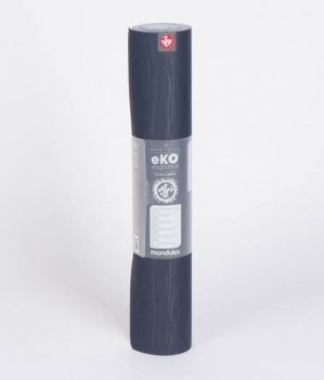 Коврик для йоги Manduka EKO Mat MIDNIGHT синий