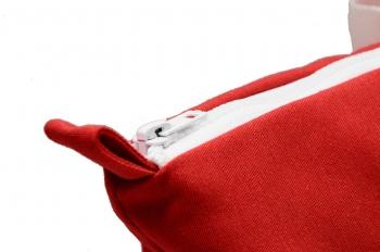 Сумка для йога-коврика Астра красная