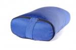 Болстер для йоги Айенгара прямоугольный шерстяной 62 х 32 х 14 см_0