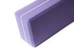 Кирпич для йоги из EVA-пены Yoga brick 22x11x7 см_7