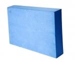 Опорный блок для йоги из EVA-пены 30*20*5 см, голубой_1