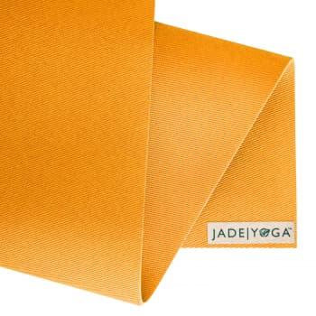 Коврик для йоги Jade Harmony оранжевый