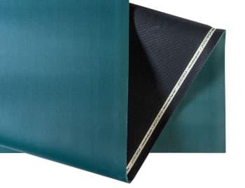 Коврик для йоги Jade Harmony ELITE S темно-зеленый - черный