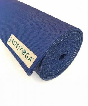 Коврик для йоги Jade Harmony Extra Wide синий