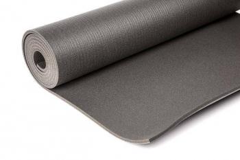 Коврик для йоги Comfort PRO черный 200 см