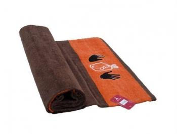 Коврик для йоги из хлопка Om 190 см