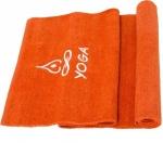 Коврик для йоги из хлопка Orange