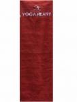 Коврик для йоги из хлопка Yoga Heart