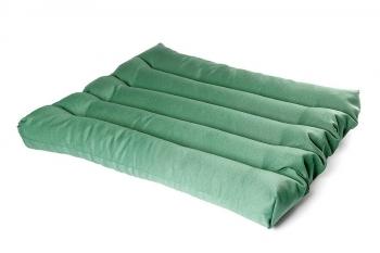 Подушка для медитации Пробуждение зеленая фото