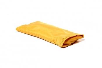 Подушечка на глаза семена льна и лаванда желтая