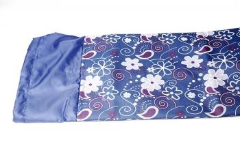 Чехол для коврика Прия голубой