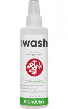 Спрей для коврика чистящий Mat Wash Manduka Gingergrass