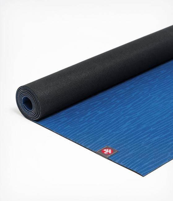 Коврик для йоги Manduka EKO Lite Mat 4 мм THRUTH BLUE