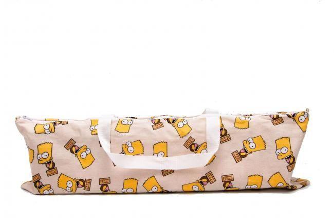 Сумка для йога-коврика «The Simpsons» 65 см