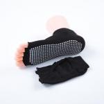 Носочки с вырезом и открытыми пальчиками для йоги Рамайога_7