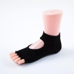 Носочки с вырезом и открытыми пальчиками для йоги Рамайога_6