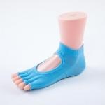 Носочки с вырезом и открытыми пальчиками для йоги Рамайога_2