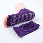 Носочки с вырезом и открытыми пальчиками для йоги Рамайога_9