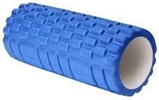 Ролик массажный профилированный hollow roller 14-23 см INEX