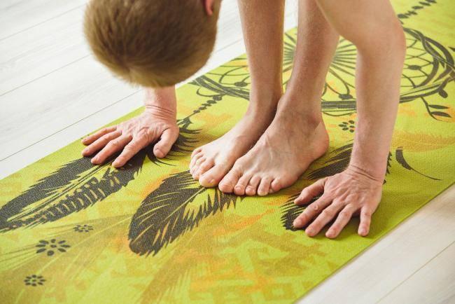 Коврик для йоги Аризона