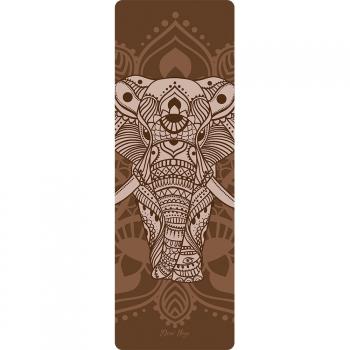 Коврик для йоги Тотем Brown 1830*610*3,5 мм