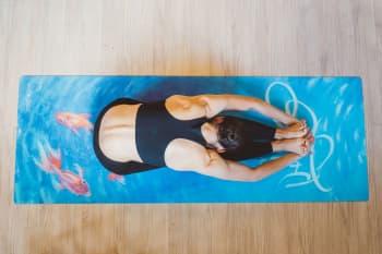 Коврик для йоги Ocean (Shanti) 3х66х183 EGOyoga