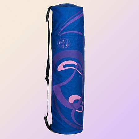 Сумка для йога коврика Сурья намаскар - 70 см